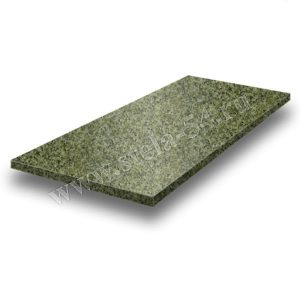 Плита надгробная зеленая