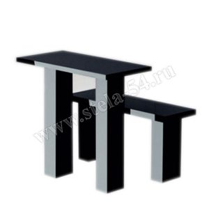 Стол из гранита