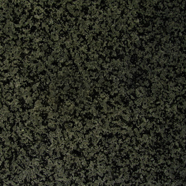 Плитка из зеленого гранита