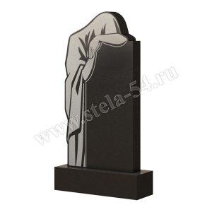 бюджетный вариант памятника скорбящей